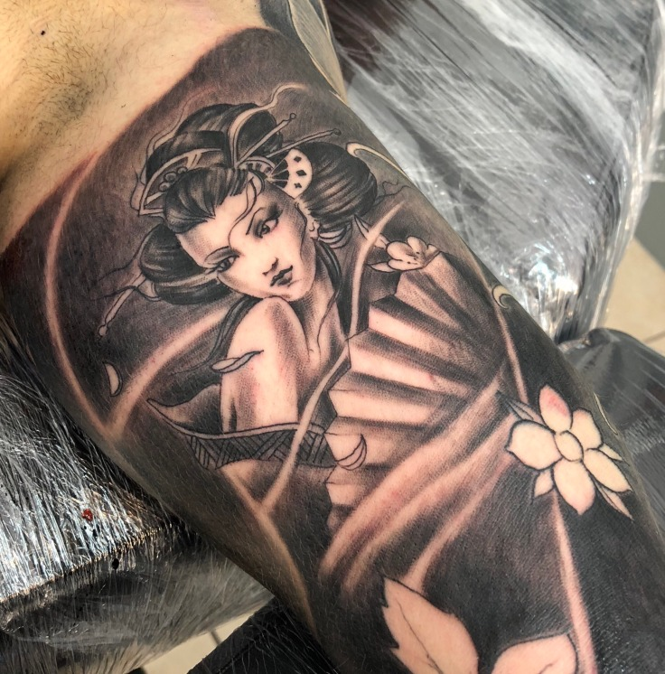 L'Asia sulla pelle con i tattoo giapponesi
